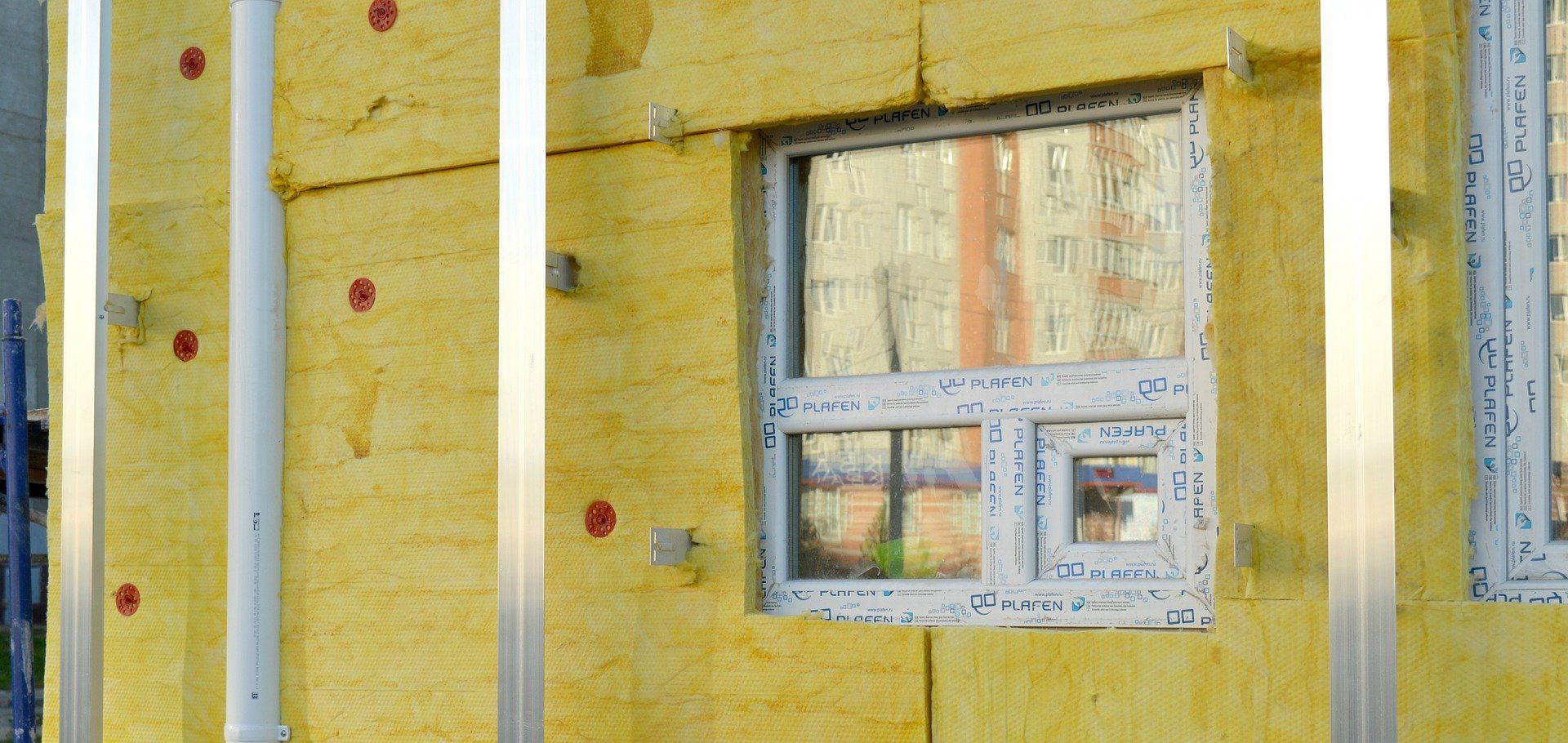 Aislamiento SATE ventanas