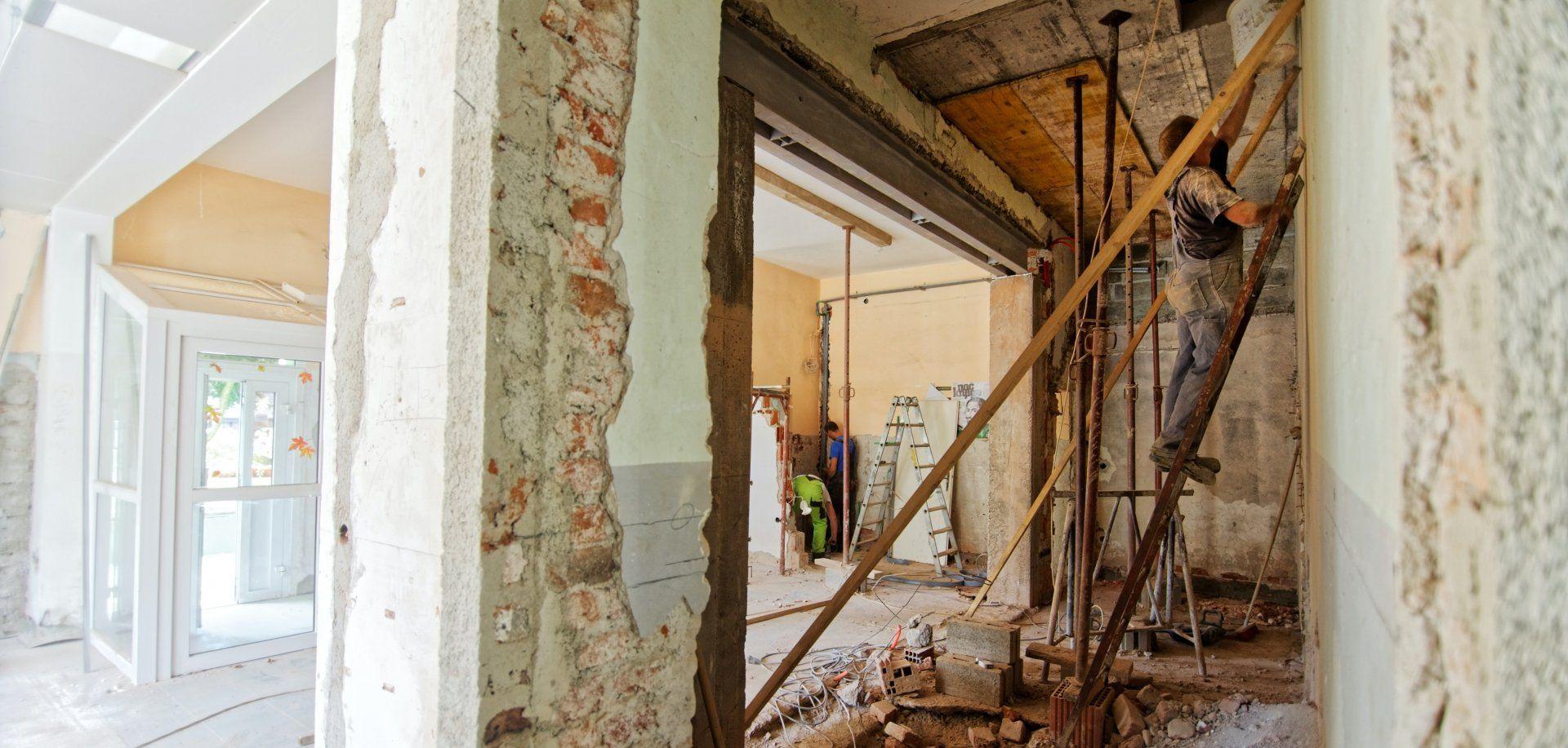 Reforma interior viviendas rehabilitación